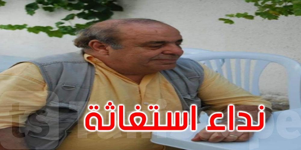 مؤسف: المخرج عبد القادر الجربي في انتظار سرير بالمستشفى لتلقي العلاج من الفيروس