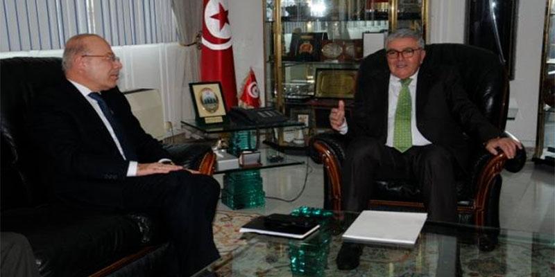 La Turquie veut instaurer un partenariat avec la Tunisie en matière d'industrie militaire<