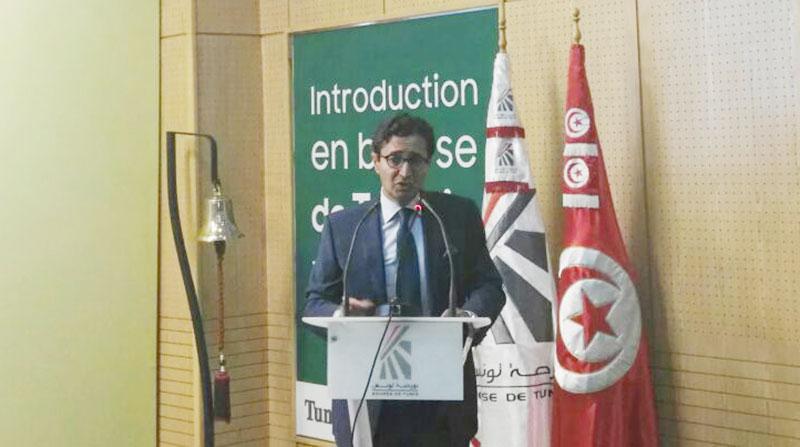 Fadhel Abdelkefi sonnera à son tour la cloche de la Bourse pour Tunisie Valeurs