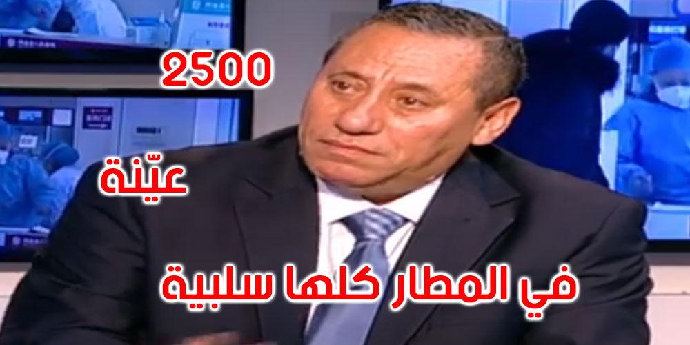 د عبد المومن: تونس لا تعيش موجة ثانية من الفيروس