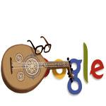 Le 110ème anniversaire de Mohammed Abdel Wahab fêté par Google