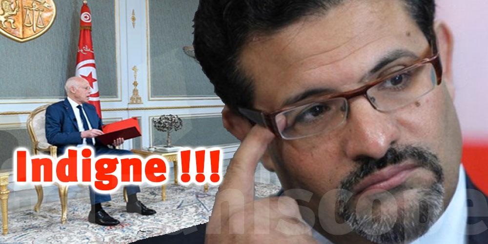 Rafik Abdessalem : le comportement de Kaïs Saïed n'est pas digne d'un président de la République