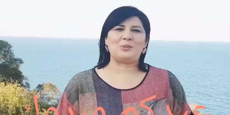 بالفيديو: عبير موسي: إن شاء الله هذا آخر عيد تحت حكم الخوانجية