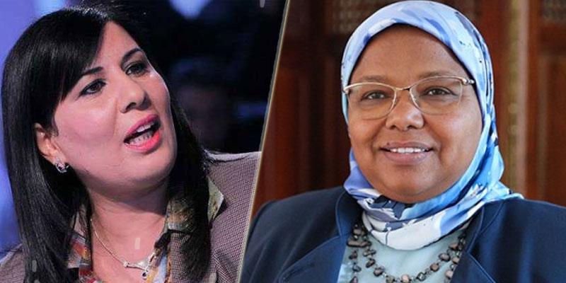 Abir Moussi attend toujours des excuses officielles d'Ennahdha