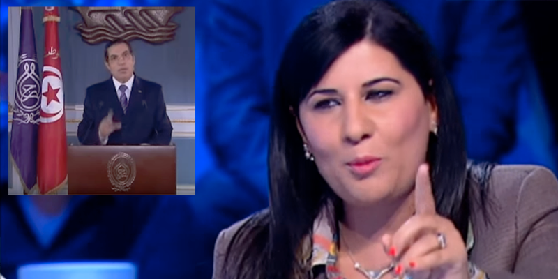Abir Moussi a les mains salies par le sang et l'argent des Tunisiens, déclare Noureddine Bhiri