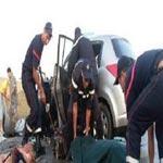 حوادث المرور خلال شهر فيفري تخلّف 98 قتيلا و 732 جريحا