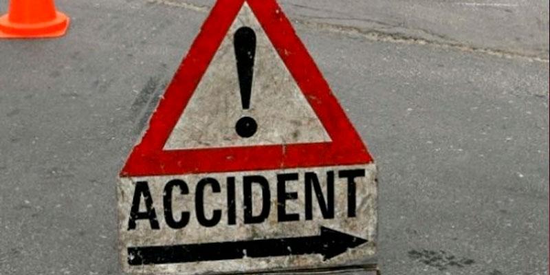 Décès d'un sexagénaire et d'une fille de 2 ans dans un accident de la route