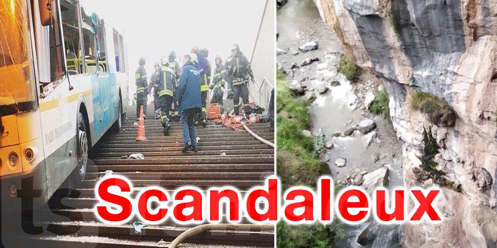 17 morts dans un accident de bus