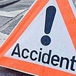 9 blessés suite à une collision entre une voiture de louage et un camion sur la route de Kairouan