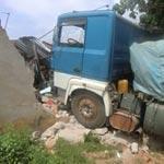 Kairouan : Un accident grave fait un mort et 6 véhicules carbonisés