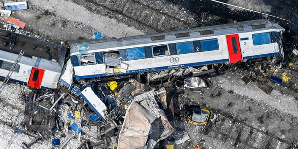 Des dizaines de morts dans un accident ferroviaire