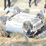 Accidents de la route : Chiffres toujours inquiétants pour les 4 premiers mois 2013