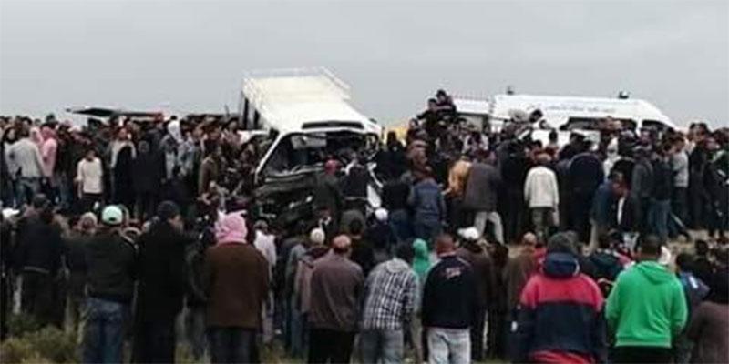 حادث الڨصرين، وزارة الصحة تكشف تفاصيل جديدة