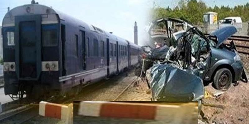 Emmenant la dépouille de leur proche, elles meurent percutées par le train