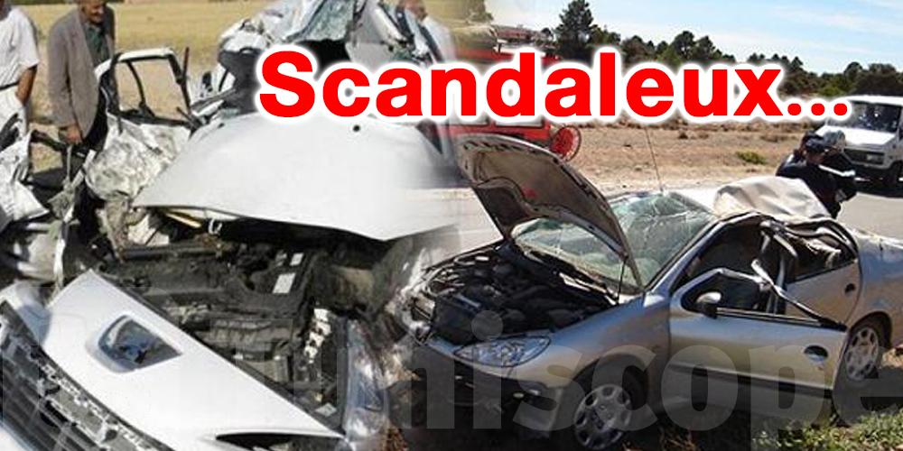 Tunisie:15 morts dans les accidents de la route, ce weekend