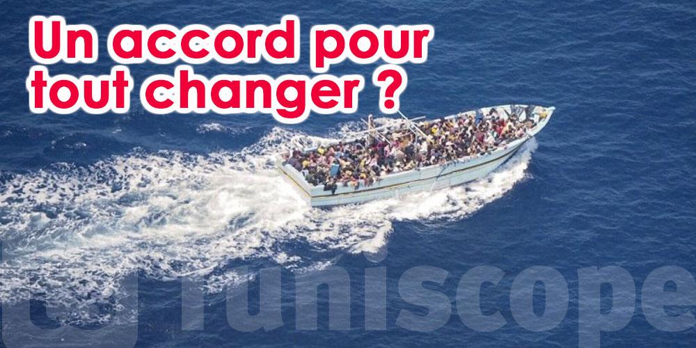 Accord sur la migration entre la Tunisie et l'Italie