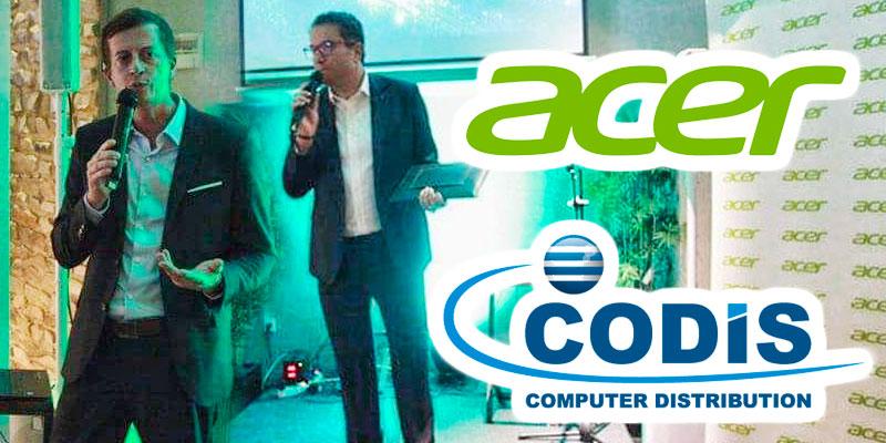 ACER revient en force en Tunisie avec CODIS