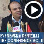 En vidéos : Les Technologies Numériques au service de la Dentisterie thème d'une conférence