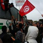 En images : Il était une fois une révolution ... et un sit-in à la Kasbah …