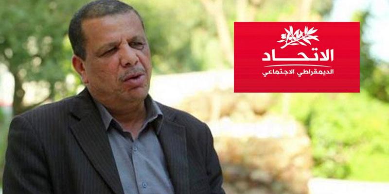 Adnen Hajji: avec l'absence de la gauche, l'avenir sera sombre