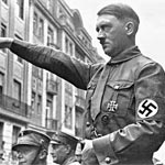 Adolf Hitler, un psychopate selon le livre DIABOLICAL DEVELOPMENT