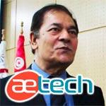 En vidéo : Cérémonie de première cotation Ae TECH et interview de M. Zoubeir Chaieb