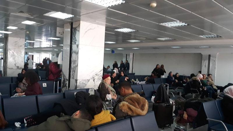 ثرية إيطالية تتورط بسرقة ''محرجة'' في المطار<
