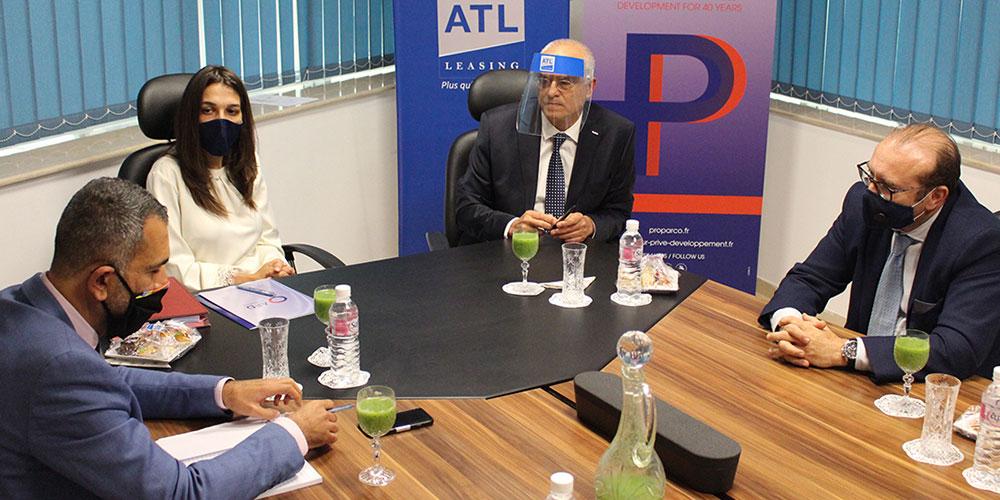 Proparco soutient ATL, société de leasing au service des PME tunisiennes