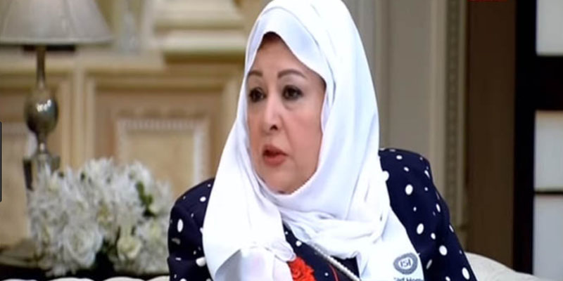 بالفيديو: ممثلة مصرية شهيرة: أنا من نسل الرسول ونادرا ما أصرح بذلك<