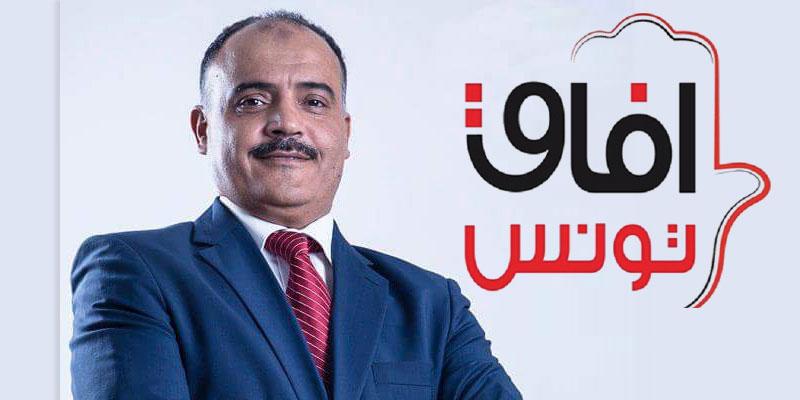 Pour Karim Helali, Afek Tounes est sorti de sa crise