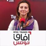 Emna Mnif démissionne d'Afek Tounes