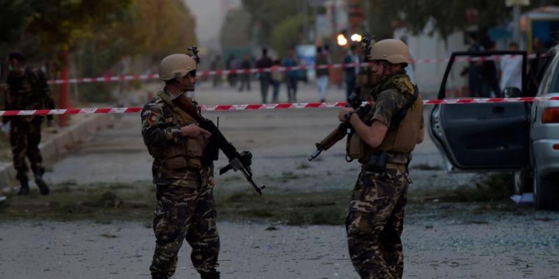 Au moins 22 policiers tués dans une embuscade des talibans en Afghanistan
