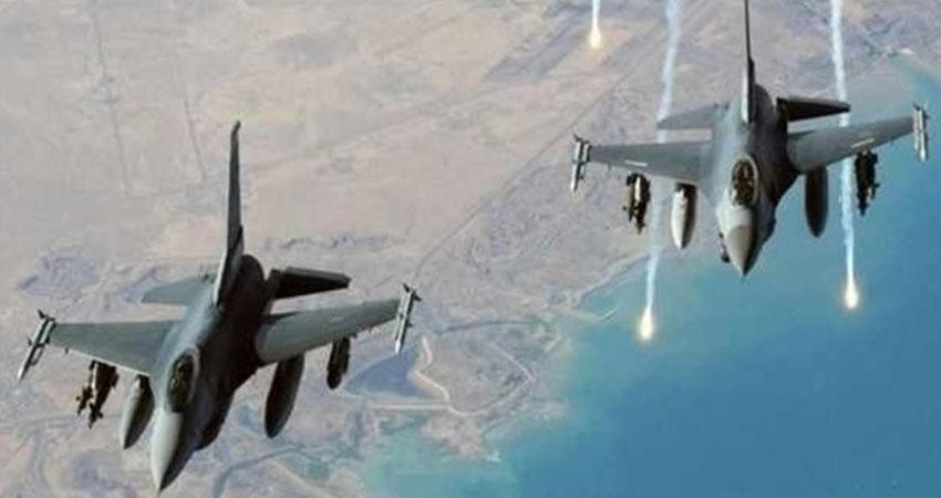 مقتل 37 داعشياً بغارات أمريكية في أفغانستان
