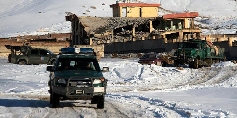 Plus de 65 morts dans une attaque terroriste en Afghanistan revendiquée par les Talibans