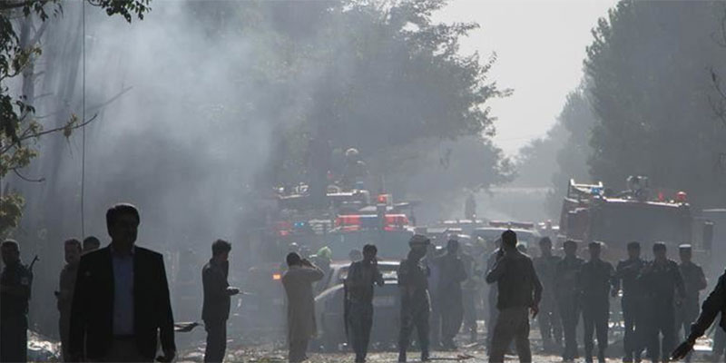 مقتل شخصين وإصابة 25 في انفجار بالعاصمة الأفغانية