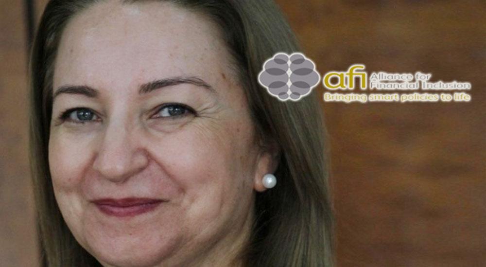 Nadia Gamha, nouvelle représentante de la région MENA dans le Conseil d'Administration de l'AFI