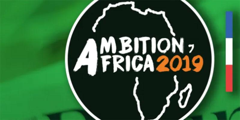 Les entreprises tunisiennes en délégation à la 2ème édition du Forum ''Ambition Africa 2019''