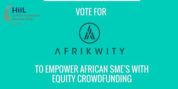 La startup Afrikwity a besoin de votes pour aller en finale du concours international 'HiiL Innovating Justice Challenge'