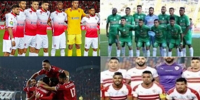 دولة عربية مرشحة لاستضافة نهائي دوري أبطال إفريقيا بدلا من الكاميرون