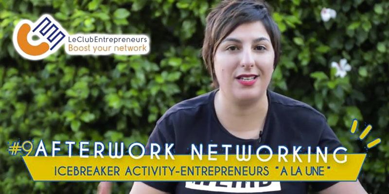 En vidéo : Tout sur le retour de l'Afterwork Networking Le Club Entrepreneurs