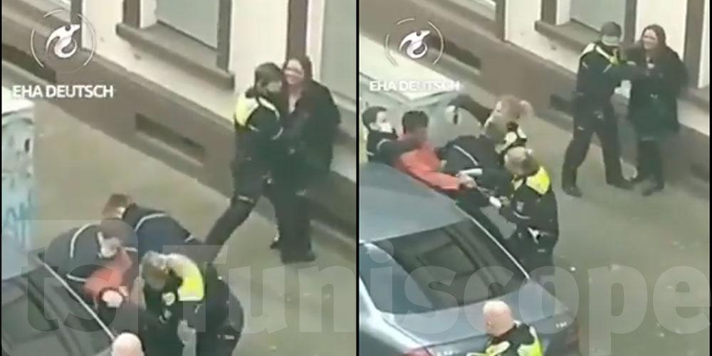 La police allemande critiquée à cause d'un Tunisien
