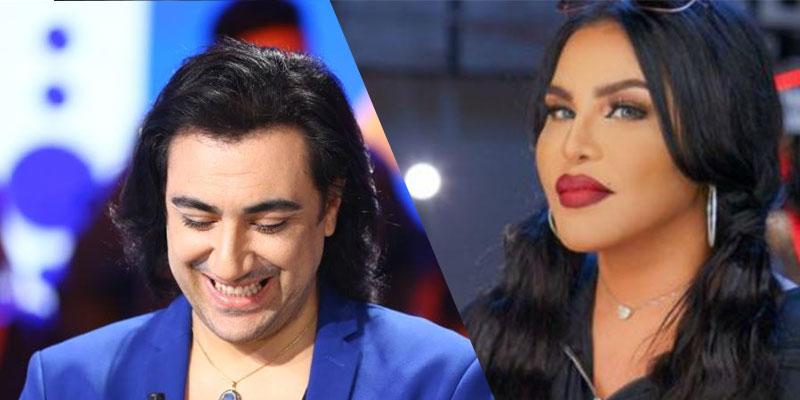 بالفيديو: شمس الدين باشا يردّ على الفنانة الإماراتية أحلام : ''تضربلي عالطّيارة...''