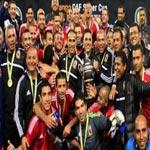 الاهلي المصري يفوز بالسوبر الإفريقية على حساب النادي الصفاقسي