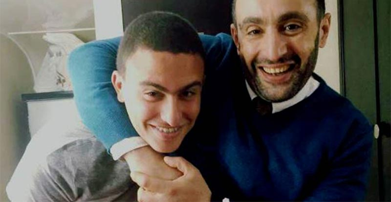 فيديو: هكذا رد ابن أحمد السقا على شائعات وفاته!