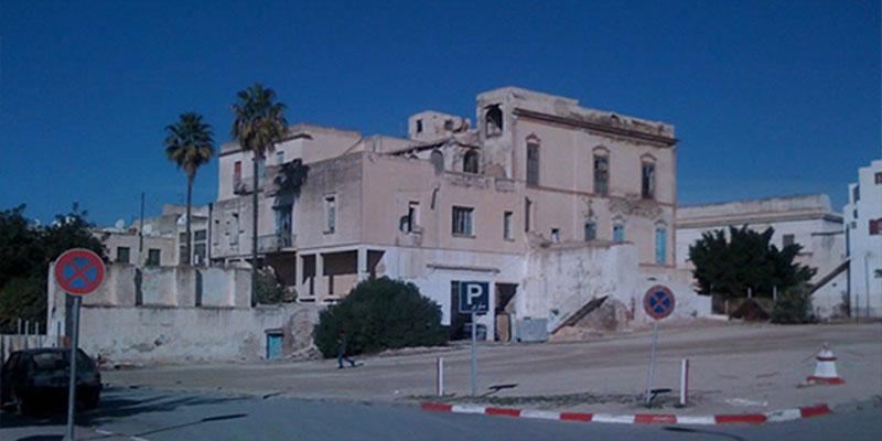 La Marsa: Le Palais Ahmed Bey sera mis en vente