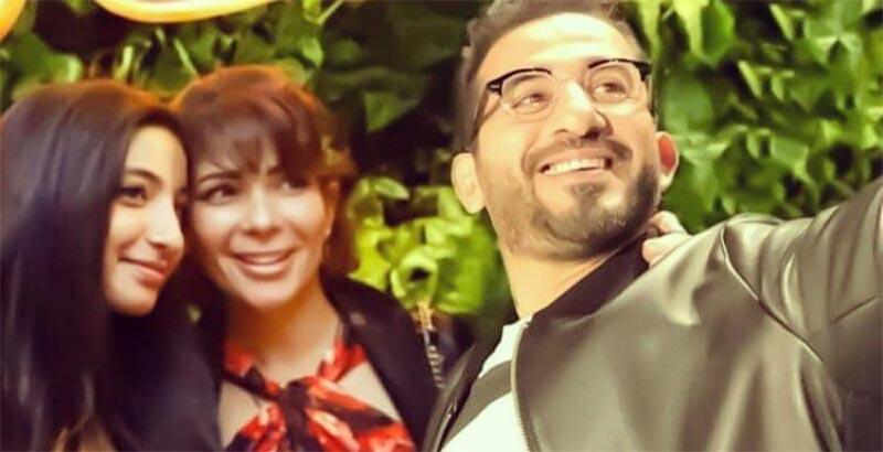 بالفيديو: ابنة منى زكي وأحمد حلمي تتحدث عن موهبتها لأول مرة