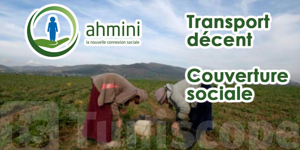 Transport et couverture sociale pour plus de 500 000 ouvrières agricoles avant 2023