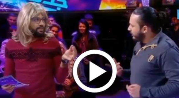 En vidéo : Karim Gharbi et Bassem Hamraoui parodient l'émission ''AICHA''...