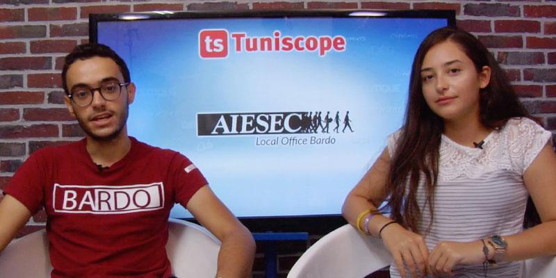 En vidéo : Tous les détails sur l'événement Business Cocktail organisé par AIESEC Bardo