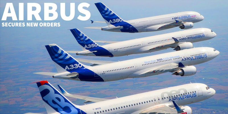 Airbus enregistre des performances record en 2019